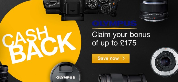 Olympus Summer Cashback 2018