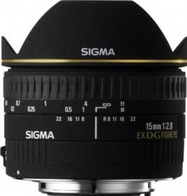 15mm f2.8 EX DG Fisheye