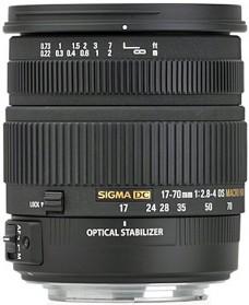 17-70mm f/2.8-4 DC Macro OS HSM