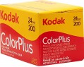Kodak Color Plus 200 - 24 exposure Print Film