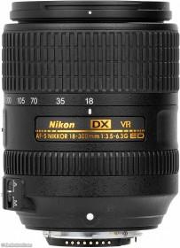 18-300mm F3.5/6.3 G ED VR