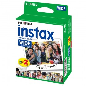 Fujifilm Instax WIDE Picture Format Film TWIN Pack