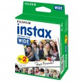 Fuji Fujifilm Instax WIDE Picture Format Film TWIN Pack