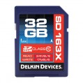 Delkin 32GB SDHC