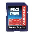 Delkin 64GB SDXC