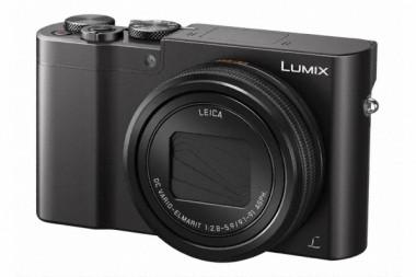 Lumix DMC-TZ100 Black