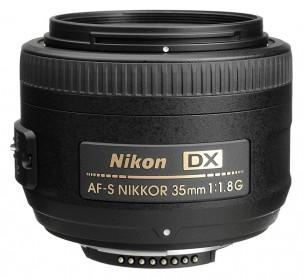 AF-S Nikkor 35mm f/1.8G