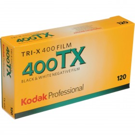 Tri-X 400 - 120 Pack of 5
