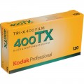 Kodak Tri-X 400 - 120 Pack of 5
