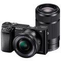 Sony Alpha a6000 Twin lens kit 16-50mm + 55-210mm