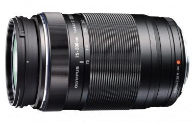 75-300mm f4.8-6.7 II M.ZUIKO ED Black