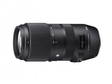 100-400mm f5-6.3 DG OS HSM