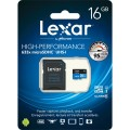 Lexar 16GB UHS-I Micro SDHC/SDXC 633x