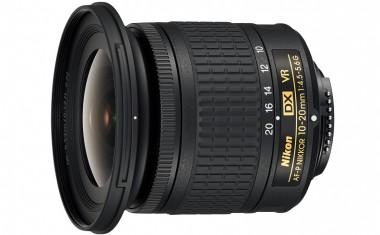 10-20mm f4.5-5.6 G AF-P DX Nikkor