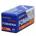 Fomapan Profi Line Classic 200 ASA - 120 Roll Film