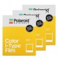 Polaroid Originals I-type Color Triple Pack