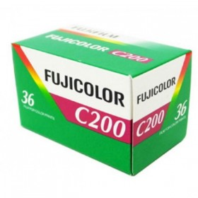 Fujicolor C200 36 Exposure Colour Film