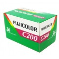 Fuji Fujicolor C200 36 Exposure Colour Film