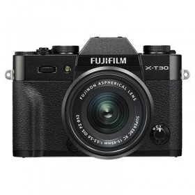 X-T30 with 15-45mm Lens Black