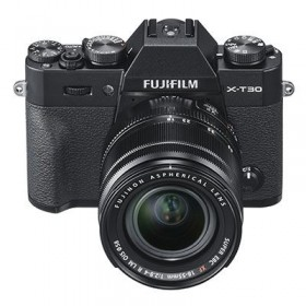 X-T30 with XF 18-55mm Lens Black